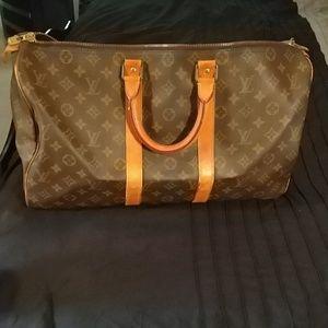 HP 🎉🎉LV Keepall 45 Duffle Bag